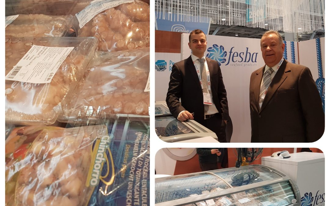Fesba, participa en Feria Boston – Seafood Expo North America