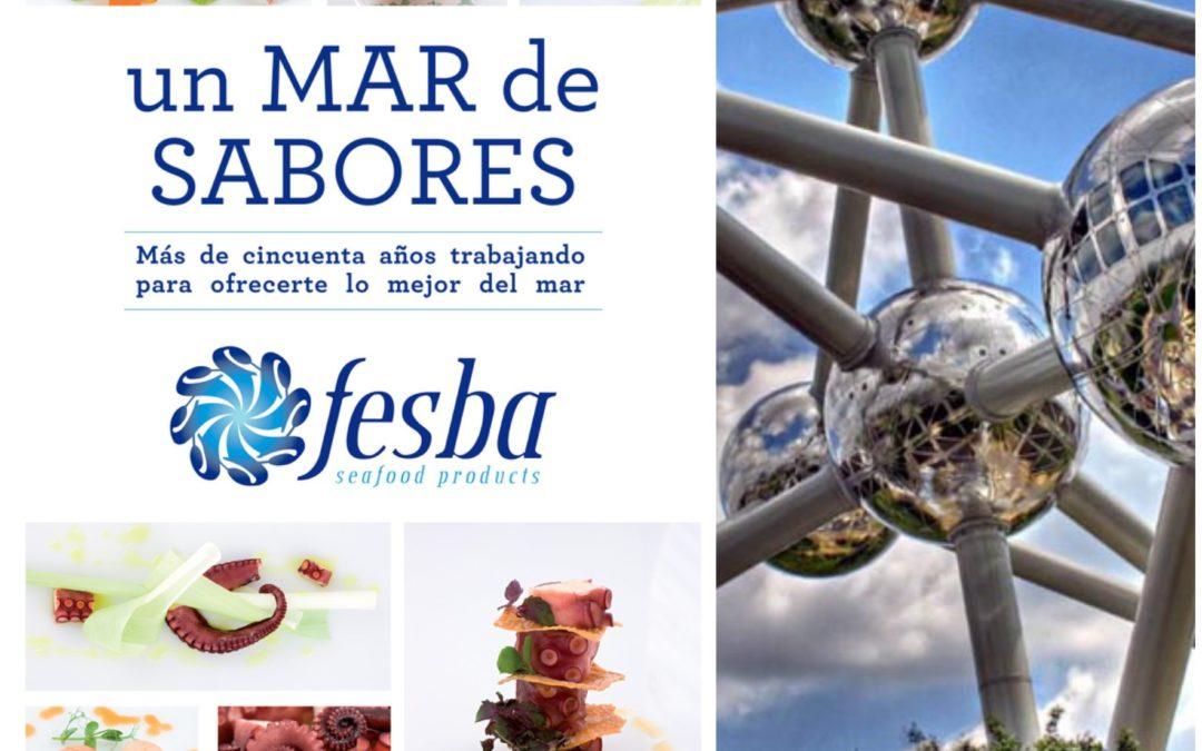 Fesba, participa en Feria Seafood Expo Global de Bruselas 2019