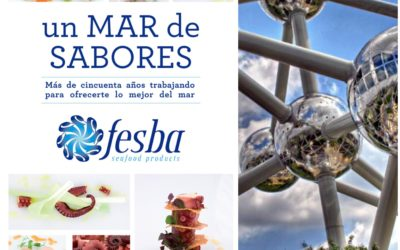 FESBA at BRUSSELS SEAFOOD EXPO GLOBAL 2019